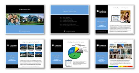 free real estate listing presentation template for individual bestlistingpresentation