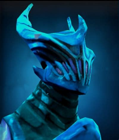 Razor Dota why doesn t the new razor helm look like the promo at