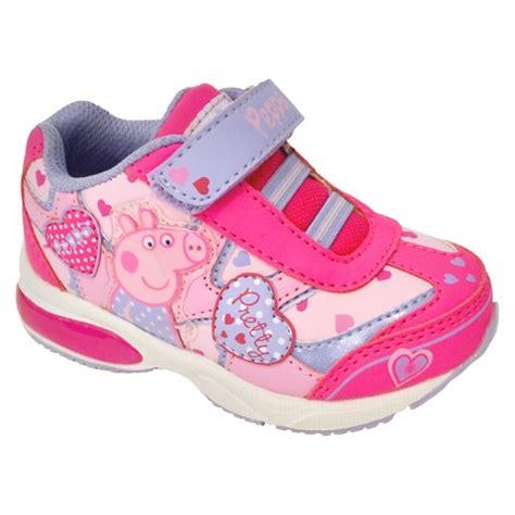 Baby Shoes Sneakers Peppa Pig Import toddler peppa pig sneakers pink target