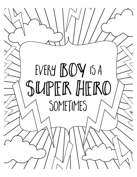 abstract superhero coloring pages free super hero coloring pages
