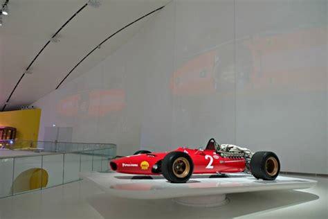 Ferrari Museum Modena by Visiting The Museum Enzo Ferrari Modena In Italy Fast