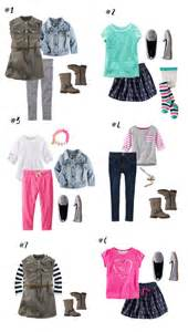 back to school capsule wardrobe 12 different