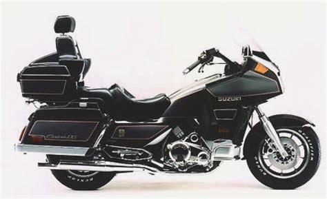 Suzuki Cavalcade Specs 1986 1987 1988 1989 1990 Suzuki Gv1400 Cavalcade Models