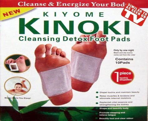 Kinoki Patches Detox by China Kinoki Detox Foot Patches China Kinoki Detox Foot