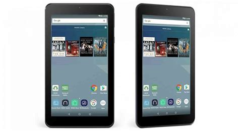barnes and noble app for android barnes noble nook tablet 7 inch costs 49 99 includes play store access phonedog