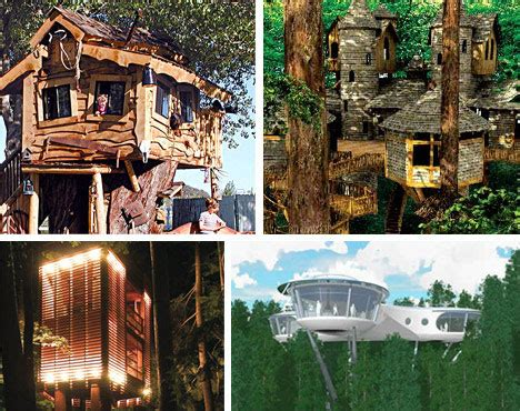 10 unique creative home design ideas 10 amazing tree houses plans pictures designs ideas
