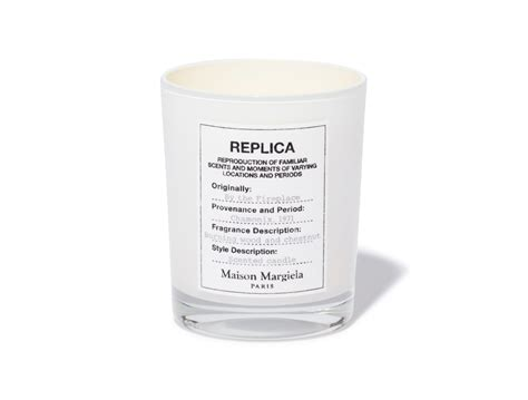 maison margiela by the fireplace candle maison margiela replica by the fireplace candle by the