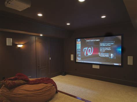 basement theaters by landry luxury electronics