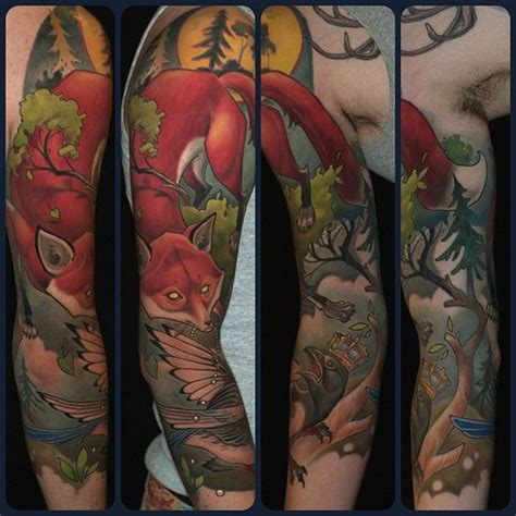 tribal tattoo fort collins 138 best images about foxes fox tattoos on