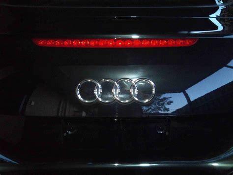 3rd brake light replacement on 2007 tt audiforums