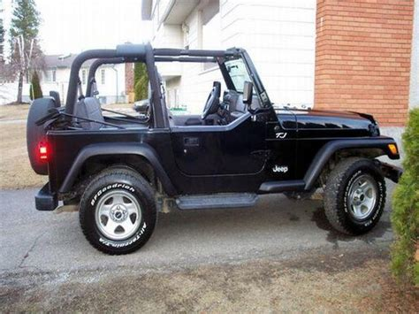 What Is A Tj Jeep Jeep Wrangler Tj Photos 8 On Better Parts Ltd