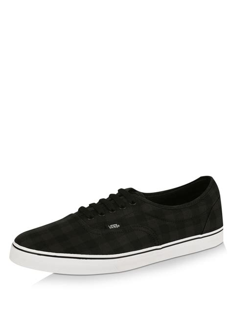 checkered sneakers buy vans black checkered sneakers for s black