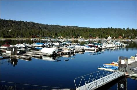 holloway boat rental big bear charter fishing big bear lake holloways marina and rv park