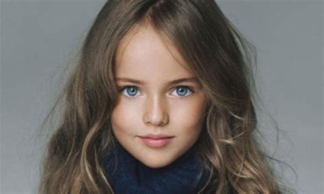 child super model mother insists child supermodel kristina pimenova is