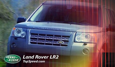 land rover lr2 2008 2008 land rover lr2 review top speed