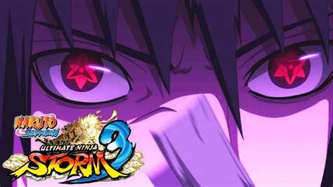 naruto shippuden ultimate ninja storm  sasuke eternal