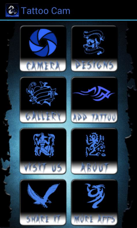 tattoo cam app for android tattoo cam android apps on google play