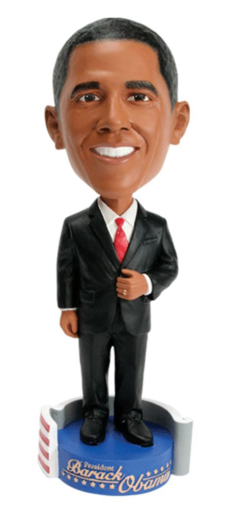 bobblehead pictures warning signs president bobblehead