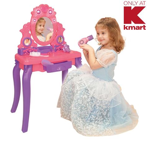 Mainan My Princess Vanity Table Promo just kidz vanity table toys pretend play dress up jewelry