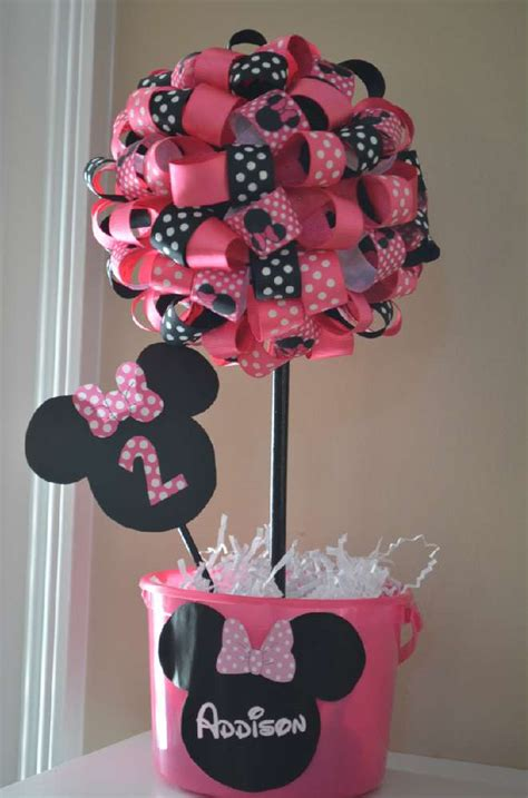 minnie mouse theme decorations mickey mouse clubhouse or minnie mouse birthday