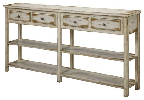 white farmhouse console table antique style console table white beach style console