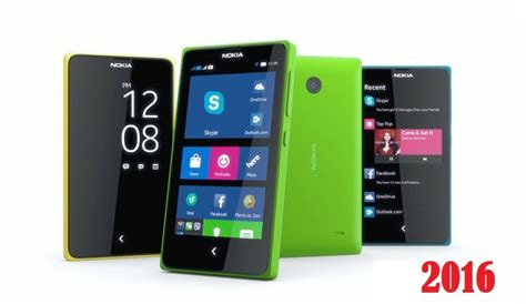 Hp Nokia X Plan Second nokia to launch an android phone in 2016 what should we expect