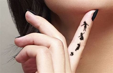 inner finger tattoos designs 50 beautiful finger for for creative juice