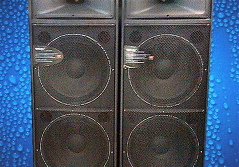 Speaker Soundqueen 15 Inch vk1518 dual 15 inch 15 inch bass speaker professional