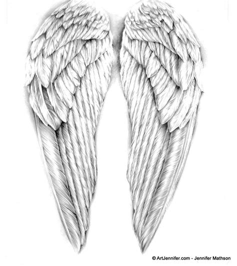 Drawing Wings by Wings Drawing Artjennifer Projects To Try