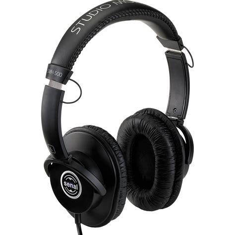 Home And Design Show Nyc by Senal Smh 500 Professional Studio Headphones Smh 500 B Amp H Photo