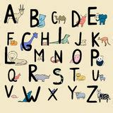 urial u letter children animal alphabet in vector urial u letter children animal alphabet in vector