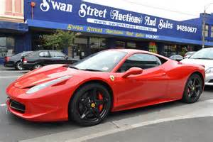 458 Italia Rims 458 Italia With Black Wheels 6 Madwhips