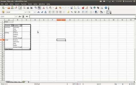 what is the purpose of a pivot table pivot table by purpose and country picture image photo