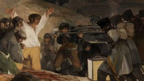 art historical analysis painting a basic introduction using goya s third of may 1808 youtube