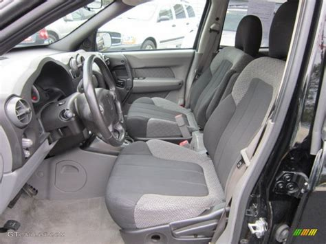 2004 pontiac aztek standard aztek model interior photo