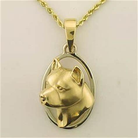 14k gold pit bull pendants 14k 9 inc designers of quality