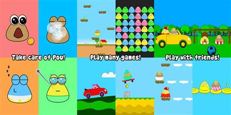 game pou terbaru mod apk download game pou android apk terbaru