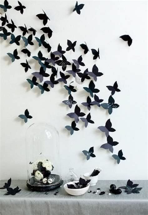 Butterflies Wall Decor by Top 10 Wonderful Diy Decorations Inspired By Top Inspired