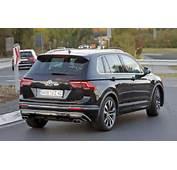 2018 Volkswagen Tiguan R  Picture 692527 Car Review Top Speed