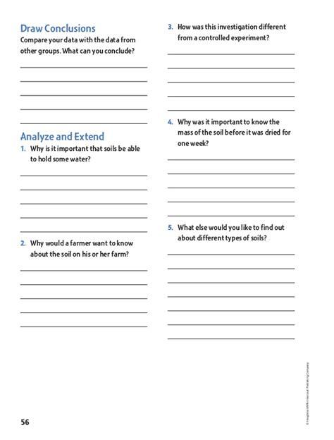 Harcourt Social Studies Grade 2 Worksheets by Harcourt Science Grade 5 Answers Science Fusion Grade 5