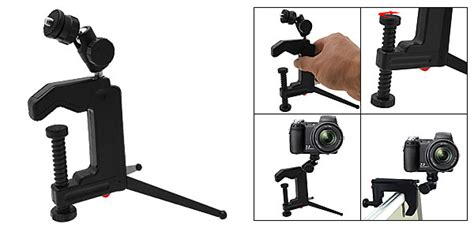 Mini Portable Swiveling C Cl Tripod Stand For Flash 1 tripod swivel cl special offers