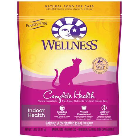 Cat Co Wellness Kitten 15kg wellness complete health indoor health salmon whitefish cat food 2 5 lbs petco store