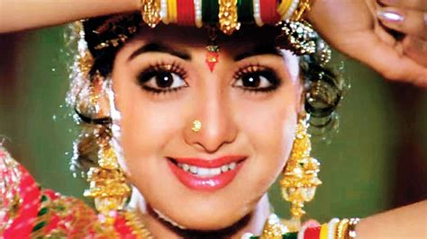 sridevi punjabi india loses chandni sridevi no more
