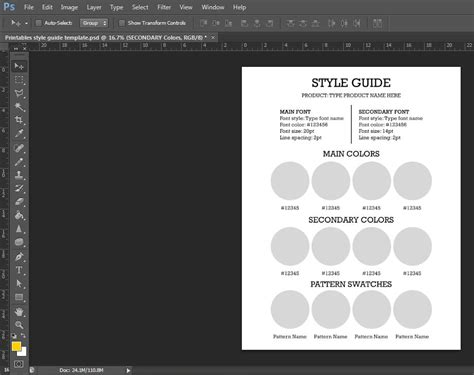 guide layout photoshop how to make planner printables advice from a planner