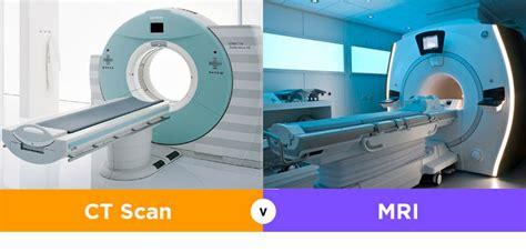 Alat Mri apa perbedaan ct scan dan mri
