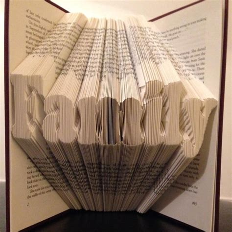 folded book templates book folding pattern for family in a mini font 247