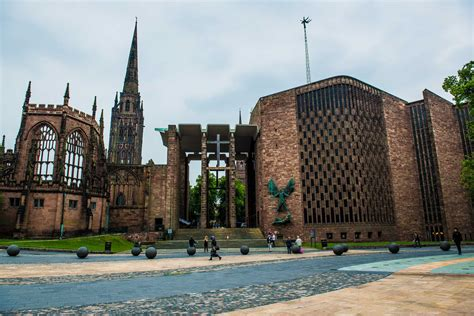 Beautiful House Images by Coventry Cathedral England Travel Past 50