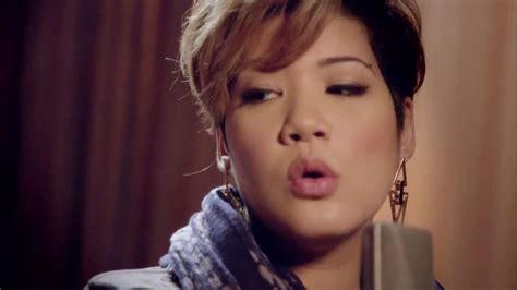tessanne chin hair care spokespersion clear scalp hair tv commercial featuring tessanne chin