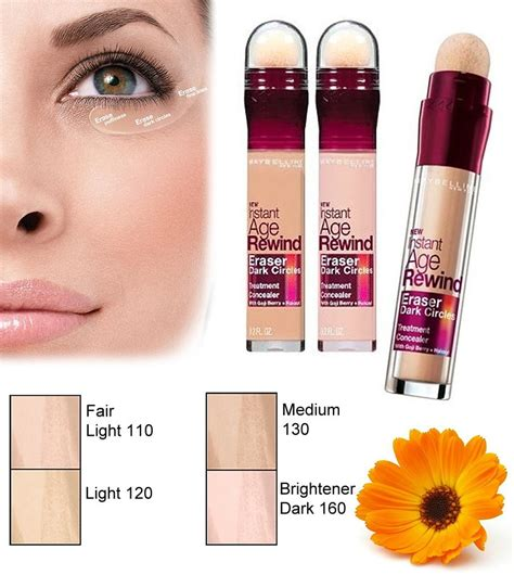 Product Review Tarte The Eraser by Maybelline Instant Age Rewind Eraser Circles