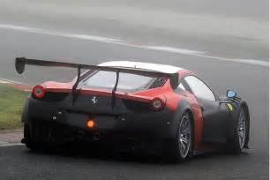 2013 458 gt3 race car
